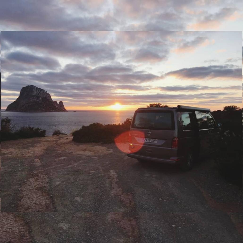 Ibiza Camper Van