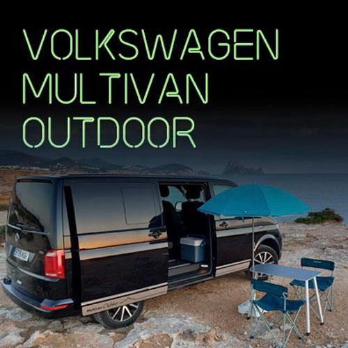VW Multivan Outdoor